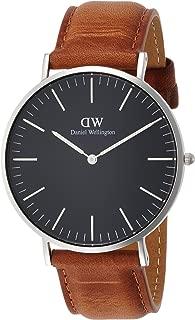 [ダニエル・ウェリントン] 腕時計 Classic Black Durham DW00100132 並行輸入品 ブラウン