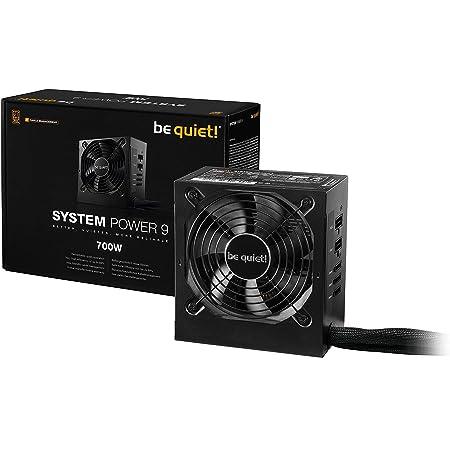 Be Quiet System Power 9 Atx Pc Netzteil 700w Cm Elektronik