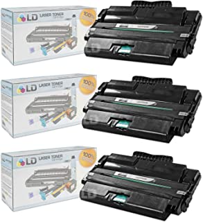 LD Dell Compatible PF658 Set of 3 Toners for The Dell Muti-Function 1815dn Printer