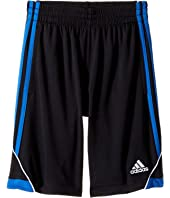 adidas Kids Dynamic Speed Shorts (Big Kids)