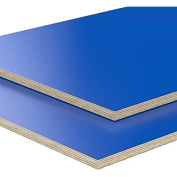 Siebdruckplatte 18mm Zuschnitt Multiplex Birke Holz Bodenplatte 70x60 cm