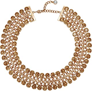 Lauxes Women Brass Opulence Necklace - WJN342
