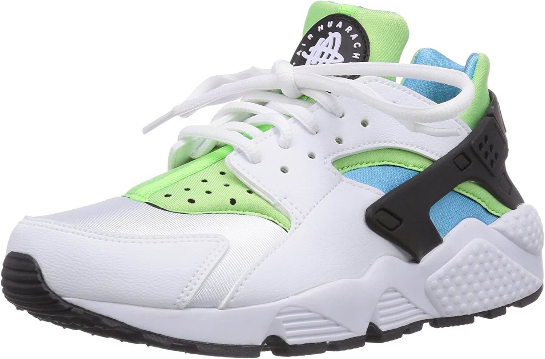 Nike Damen Air Huarache Laufschuhe, Schwarz, 40 EU