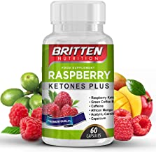 Raspberry Ketone Plus 4000MG For Men Women Easy To Swallow Capsules 1 MONTH SUPPLY Estimated Price : £ 9,99