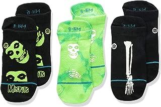 Stance Baby Boys Girls Misfits Crew Sock