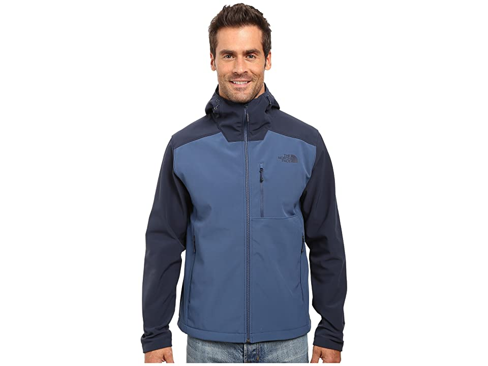 The North Face Apex Bionic 2 Hoodie (Shady Blue/Urban Navy) Men