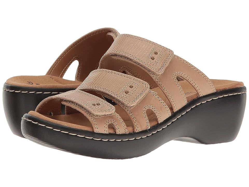 Clarks Delana Damir (Sand Leather) Women