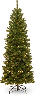 thick christmas tree 6ft