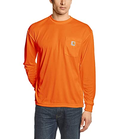 Carhartt Force Color Enhanced Long Sleeve T-Shirt