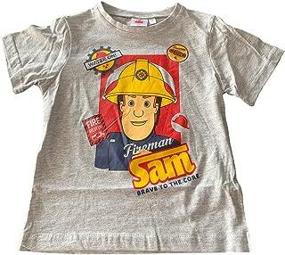 Boys Kids 100% Cotton Short Sleeve T-Shirt Top