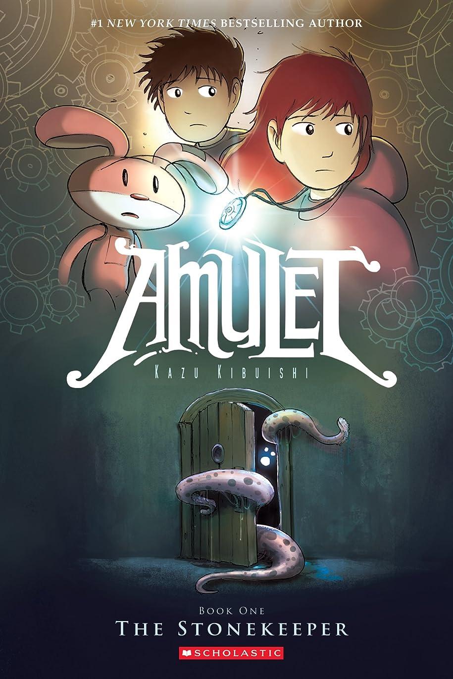 拡散するスクリーチその後The Stonekeeper (Amulet #1) (English Edition)