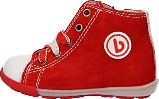 Fashion-Sneakers Baby-Boys Suede Red