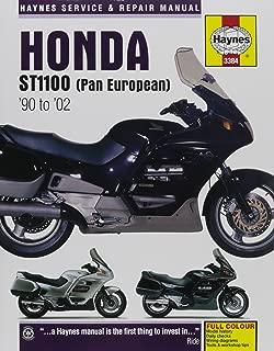 Honda ST1100 (Pan European) '90 to '02 (Haynes Service & Repair Manual)