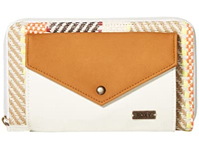 Roxy Fly Away with Me Wallet (Snow White) Bags