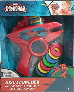 What Kids Want Marvel Ultimate Spider-Man Disc Launcher