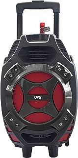 QFX PBX-61081BT/RD Portable Bluetooth Party Speaker