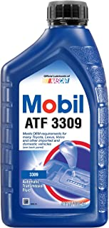 Mobil 1 55221 3309 Automatic Transmission Fluid - 1 Quart (Pack of 12)