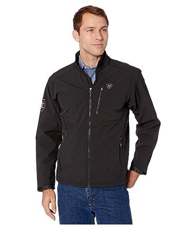 Ariat Logo 2.0 Softshell Jacket (Black) Men