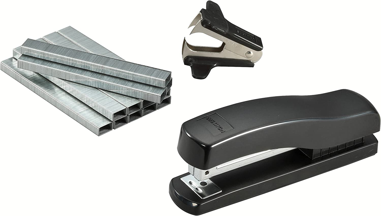 Bostitch Mail order Desktop Stapler Superlatite Kit with Staple Remover 000 and 5 Stapl
