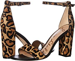 50d84efd04c Women s Block Heel Animal Print Heels + FREE SHIPPING
