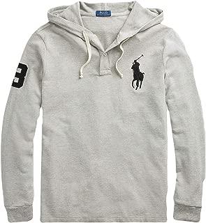 Sweatshirt Mens Hooded Drawstring