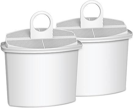 Waterdrop Coffee Water Filter,  Compatible with Braun Brita KWF2,  Pack of 2