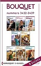 Bouquet e-bundel nummers 3432-3439 (8-in-1)