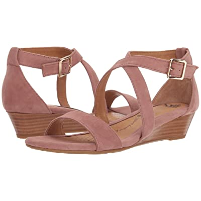 Sofft Innis (Mulberry Suede) Women