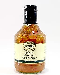 Robert Rothschild Farm Roasted Pineapple and Habanero Sauce