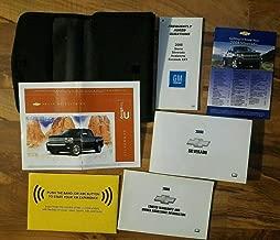 2008 Chevy Silverado Owner's Manual With Case