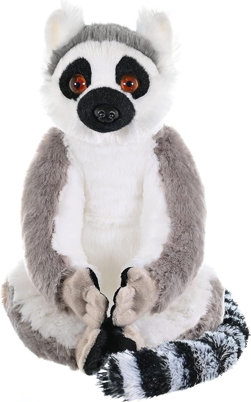 Wild Republic Ring Tailed Lemur Animal Toy Stuffed Plush 5 ☆ Ranking TOP20 very popular