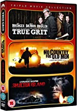 True Grit/No Country for Old Men/Shutter Island Triple Pack