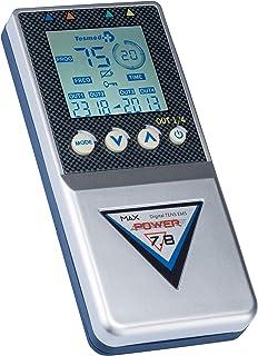 Tesmed Max 7.8 POWER electroestimulador muscular - 4 canales, 125 tipos de tratamientos: abdominales, aumento muscular, estética, masajes