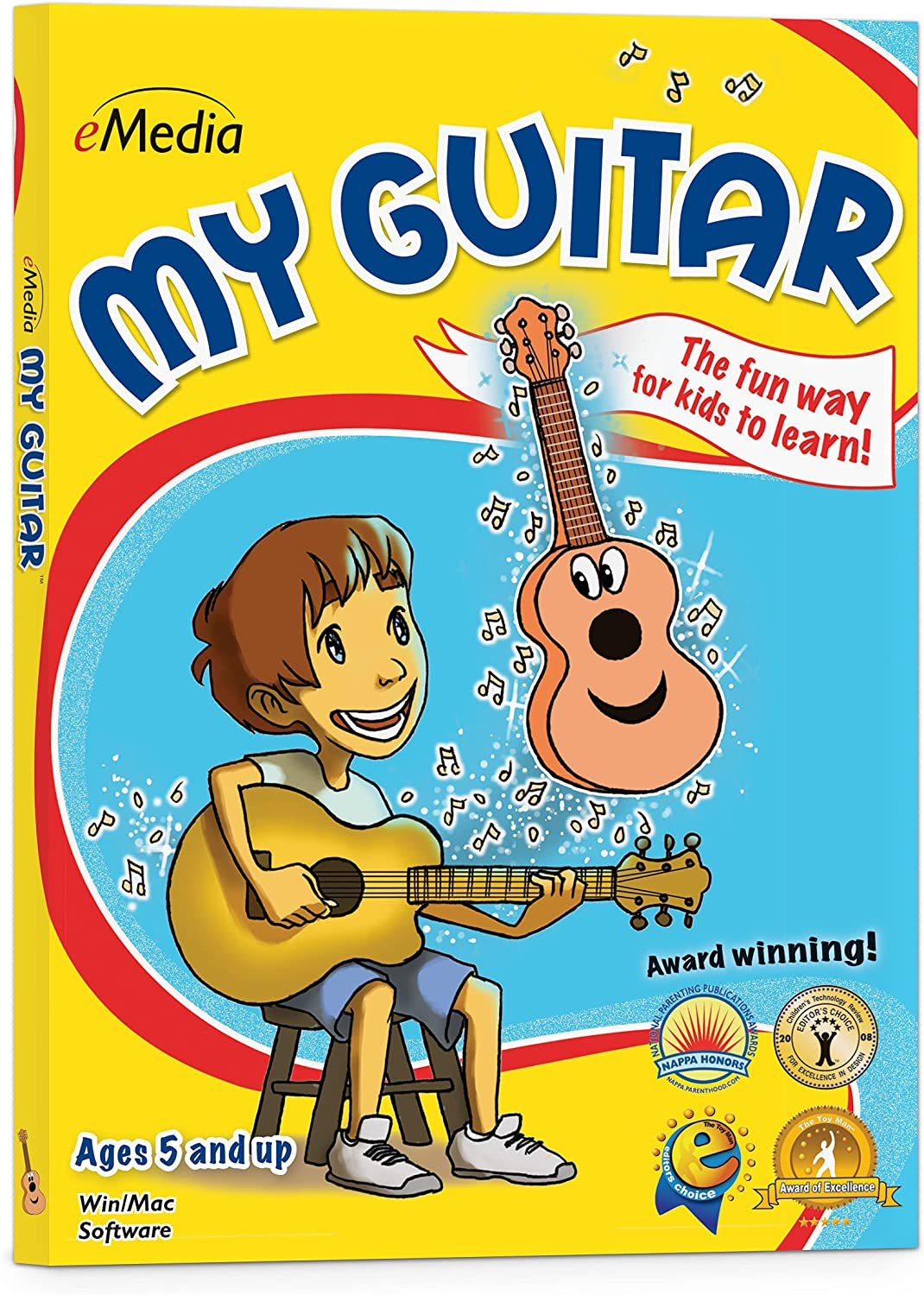 eMedia My Guitar v2 - at Limited time trial price Learn Denver Mall Home