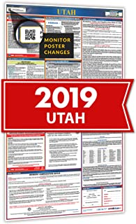 2019 Utah All In One Labor Law Posters for Workplace Compliance