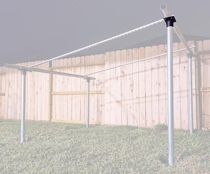Steel Solar Panel Ground Mount Top Hat Cap Pole Pipe Bracket w U Bolts Array