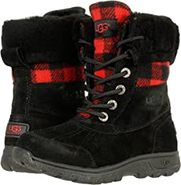 UGG Kids - Butte II Plaid (Toddler/Little Kid/Big Kid)