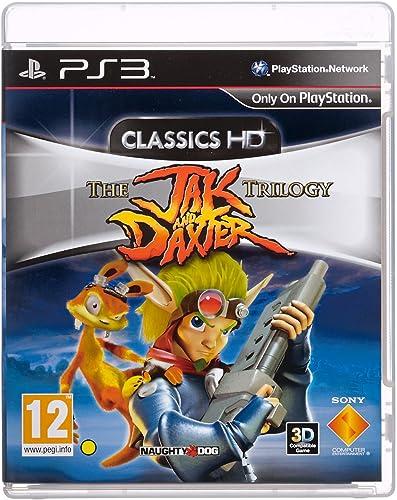 The Jak and Daxter Trilogy [Classics HD] [PEGI] (PS3)