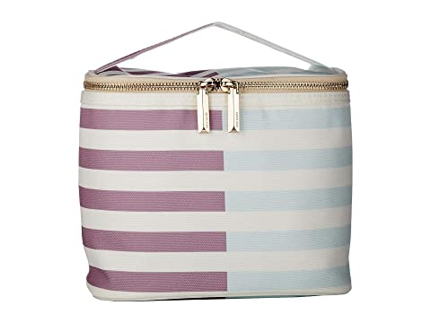 Kate Spade New York Two-Tone Stripes Lunch Tote