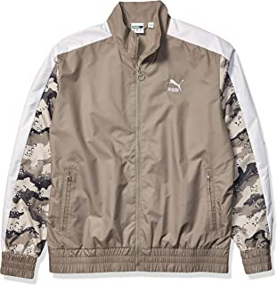 PUMA Men's Wild Pack Woven Full Zip Jacket