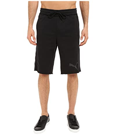 PUMA 12 Sweat Bermuda (Black) Men