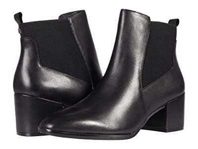 Anne Klein Parson (Black Leather) Women