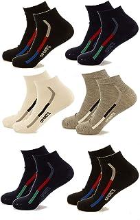 Calcetines cortos - para mujer Multicolor multicolor Talla única