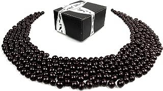 Cuckoo Luckoo Gourmet Dark Chocolate Espresso Beans, 2 lb Bag in a BlackTie Box