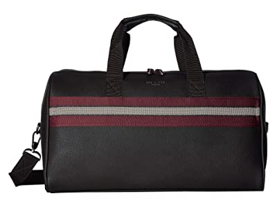Ted Baker Ceviche Webbing Holdall (Chocolate) Duffel Bags