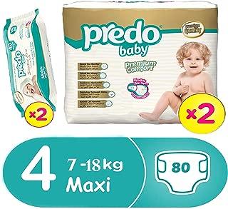 Predo Baby Maxi Advantage Pack Diapers (7-18 Kg, 40 Piece)