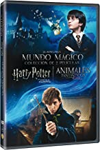 Dúo Harry Potter 1 + Animáles Fantásticos [DVD]