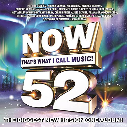 NOW That's What I Call Music, Vol  52 by Various artists on