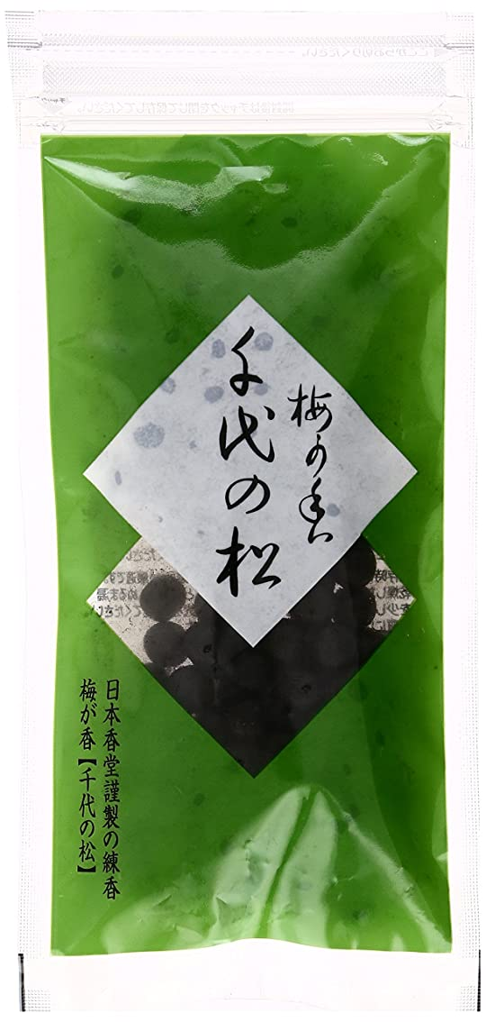 練香 千代の松 透明袋入