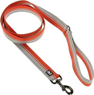 Hurtta Weekend Warrior ECO Dog Leash, Rosehip, 6 ft Long x 1-1/4 in